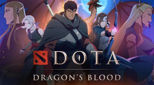 DOTA:龙之血热门动漫免费在线观看