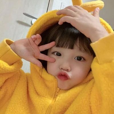 2021六一儿童节专属的可爱萌娃头像 不想做大人只想做个童心未眠的宝宝