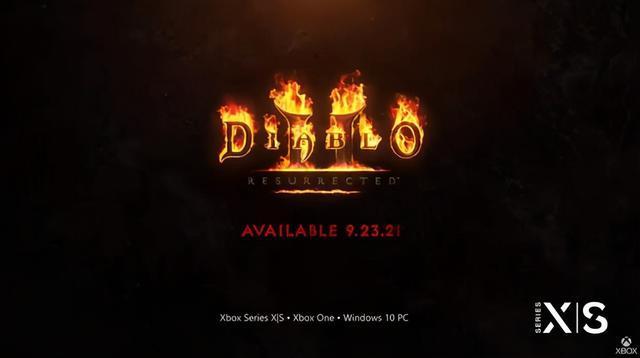 暗黑2重制版发售时间
