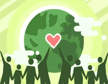 2021世界地球日的宣传标语简短文案