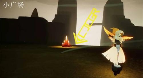 光遇4月17日大蜡烛位置介绍